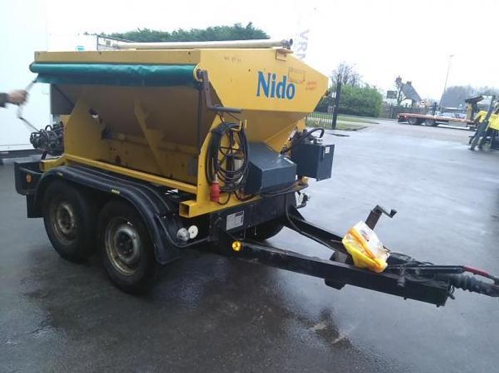 Gebruikt NIDO N90-10-18 AWTL