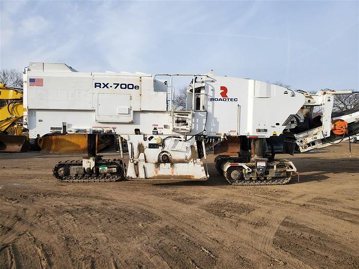 Used 2014 Roadtec RX700-3 MILLING MACHINE