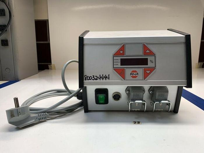 Used Rhein-Nadal Automation Typ: ESK 2001 Vibratory Feeder Control *Warranty*