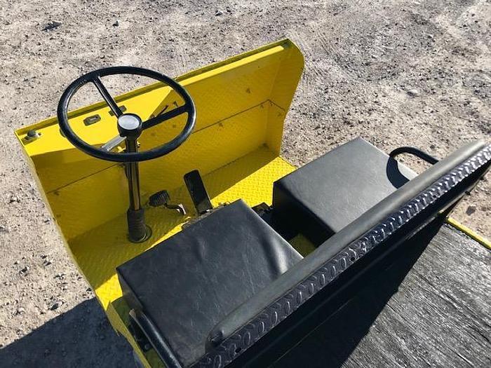 Cushman Titan Flatbed Cart