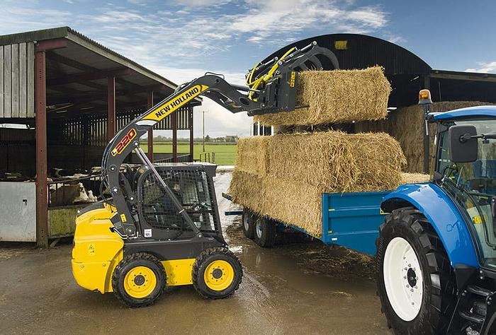 New Holland Construction New Holland Skid steer loaders