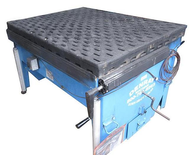 Denray 3444BDowndraft Table