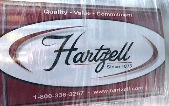 "Hartzell Vaneaxial Fan, 36"" Aluminum Construction"