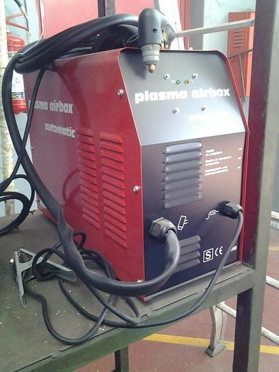 Taglio Plasma EPS 30 AIRBOX AUTOMATIC