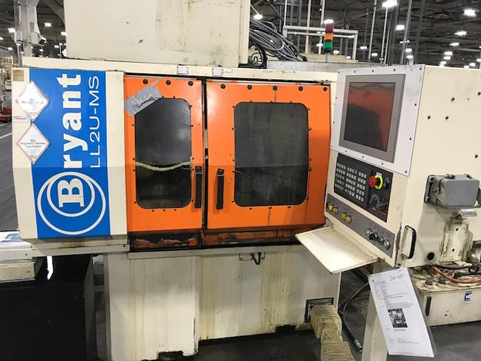 BRYANT LL2U-MULTI SURFACE CNC ID GRINDER NEW 2009