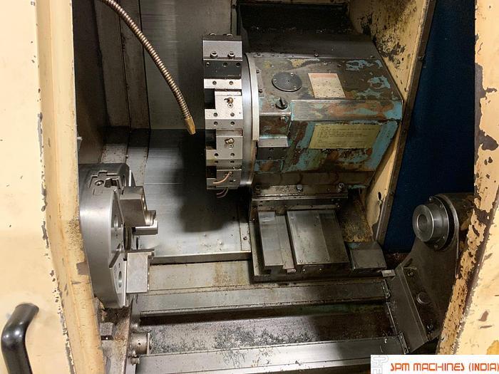 Dainichi F250 CNC Turning (i Series Control)