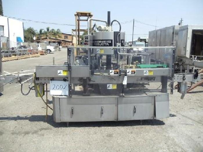 Used Krones Robusta Rotary Labeler