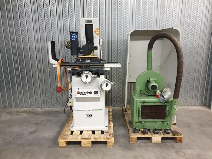 Used 1974 ABA FFK Surface grinder