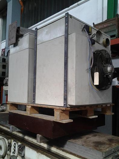 Usata Generatore d'aria calda a gas TECNOCLIMA