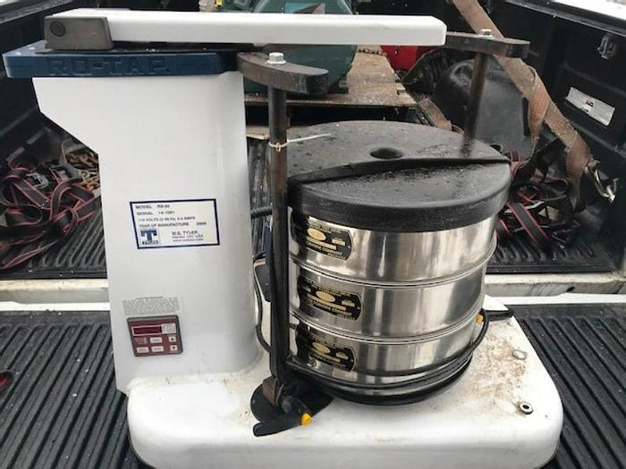 Used W. S. Tyler Ro-Tap RX-30 Rotary  Sieve Shaker