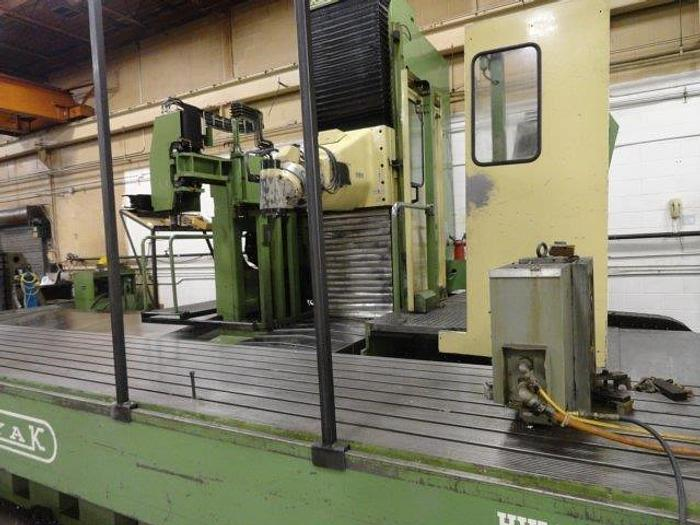Anayak CNC Vertical Machining center (1995)