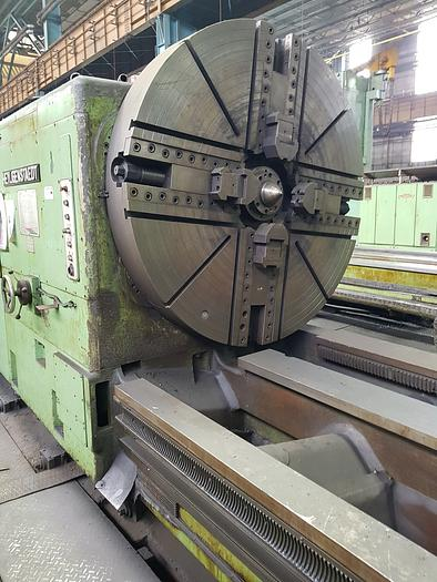 Heavy Duty Lathe Heyligenstaedt 1850x12000mm