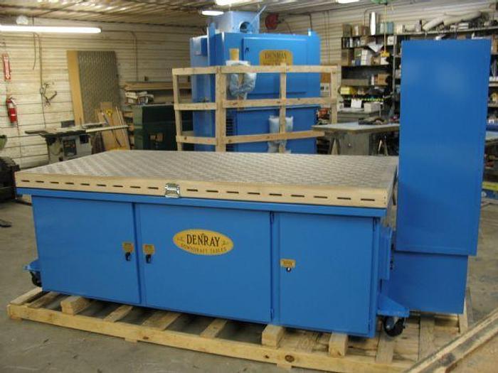 Used Denray 9600B Downdraft Table