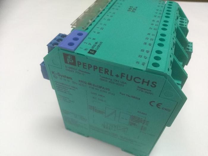 Segmentkoppler KFD2-BR-Ex13PA.93, Pepperl und Fuchs,  neu
