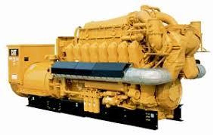 1.475 MW 2012 Used Caterpillar XQ1475G Natural Gas Generator Sets