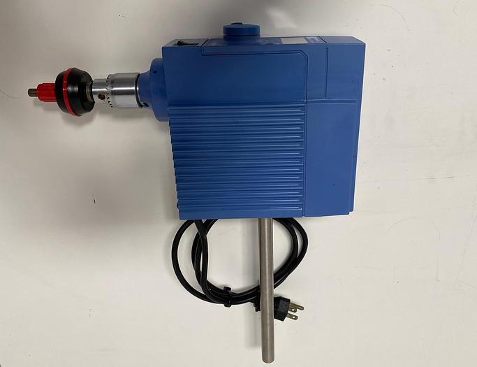 Used Ika EuroStar PCVS1 Overhead Stirrer 50-2000 RPM