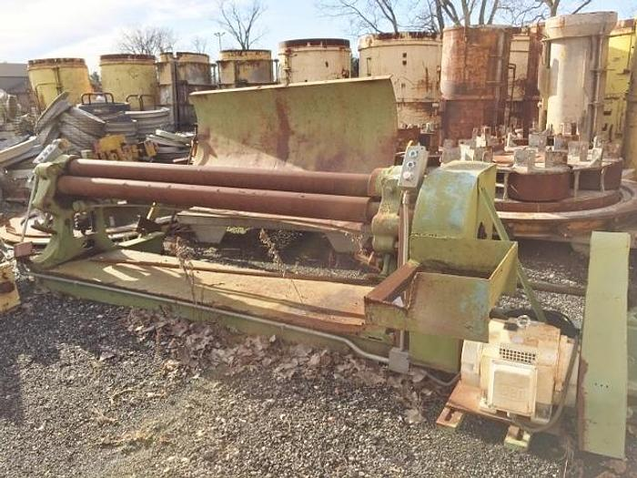 Used Wire Mesh Rollers (2)