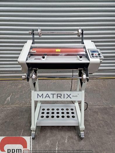 Used Matrix Duo 460