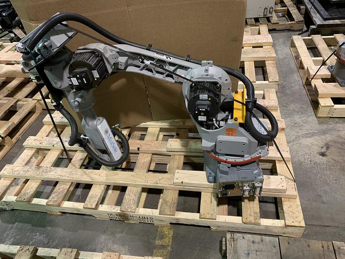 MOTOMAN SSF2000 (YR-SSF6-A00) 6 KG X 1,378mm REACH 6 AXIS CNC ROBOT WITH NX100 CONTROL