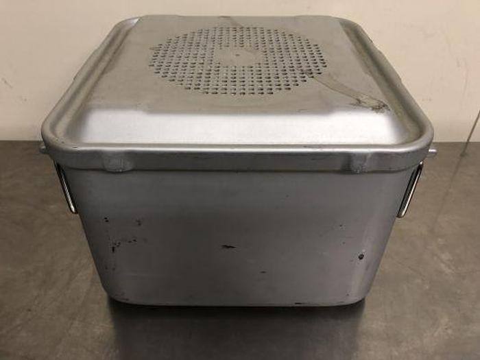 AESCULAP Case Sterilisation 285 x 285mm x 200mm