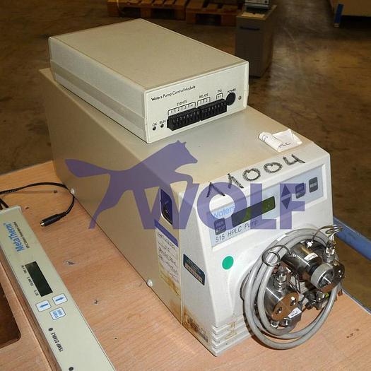 Gebraucht Wasserpumpe HPLC 515