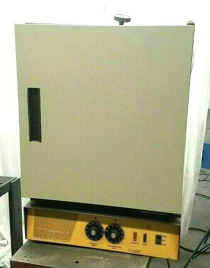 Used Lab-Line Imperial II Radiant Heat 350f Lab Oven Model 3505 120v single phase