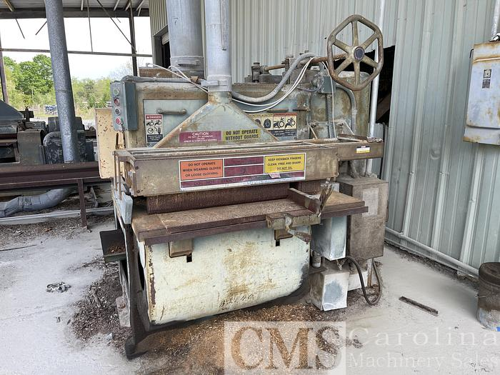 Used Mereen Johnson Model 424 Gang Rip Saw