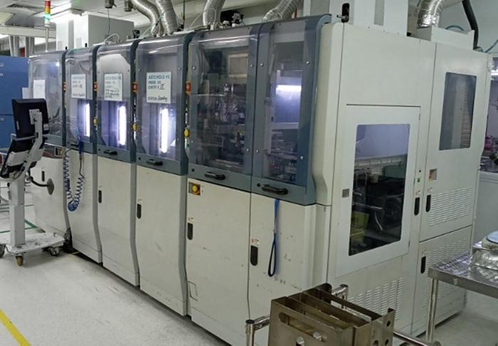 Used 2015 ASM Ideal Mold 3G