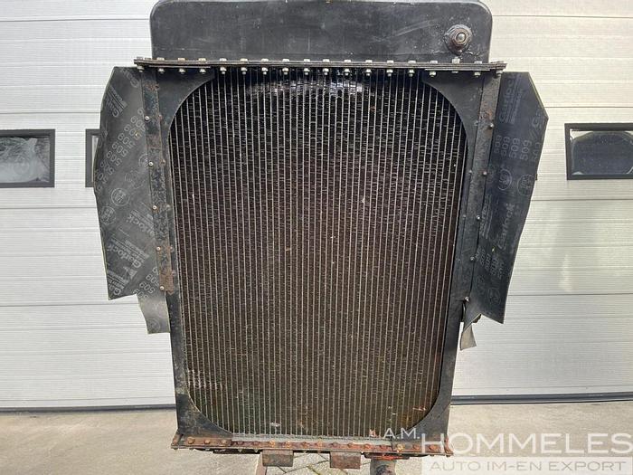 Used Modine radiator kme