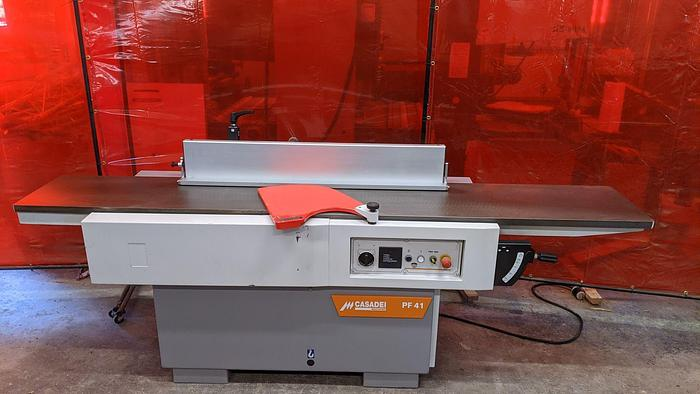Used Casadei PF 41 16'' Jointer