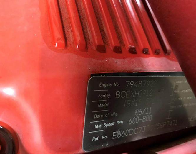 2012 Kenworth Tri-Drive w/ Hydraulic Power Pack