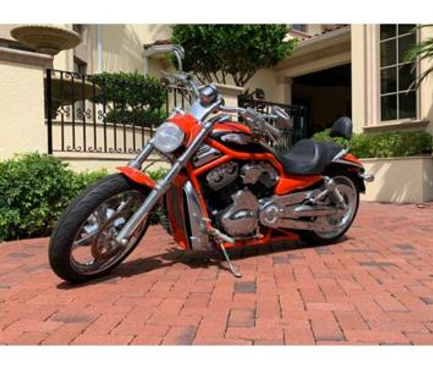 Used 2004 2004 Harley Davidson V-Rod