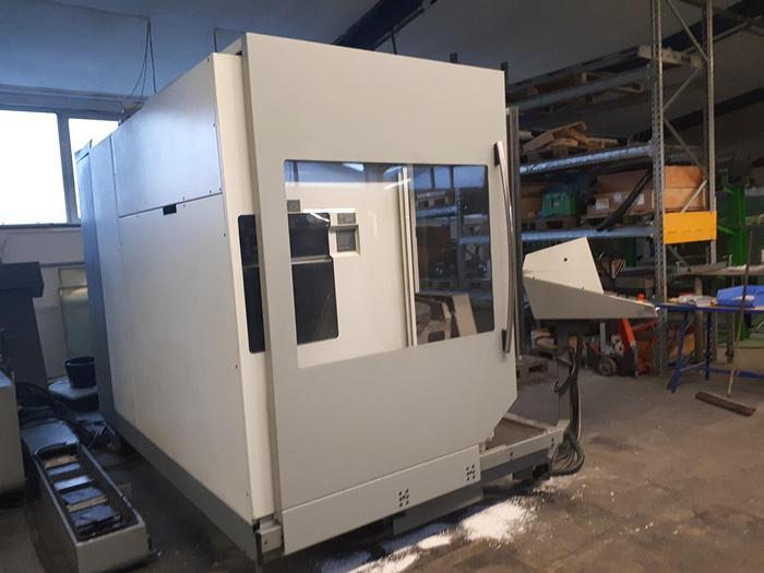 Gebraucht 1998 Deckel Maho DMU80P Universales Bearbeitungszentrum werkstattmäßig überholt