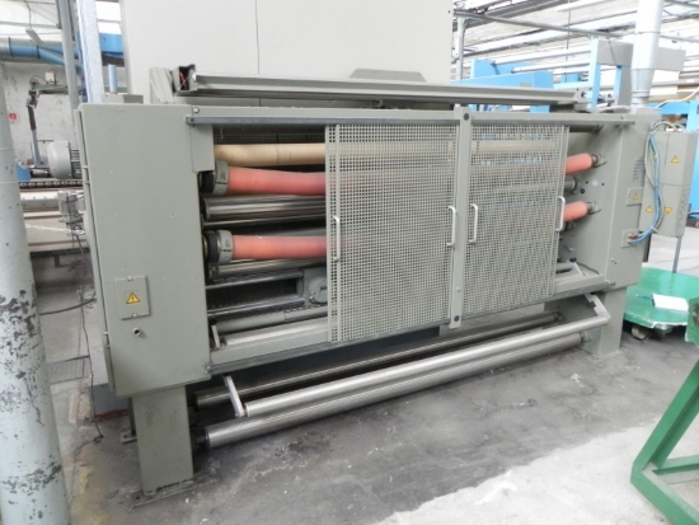 Weft Straightener MAHLO 2000 mm 1996