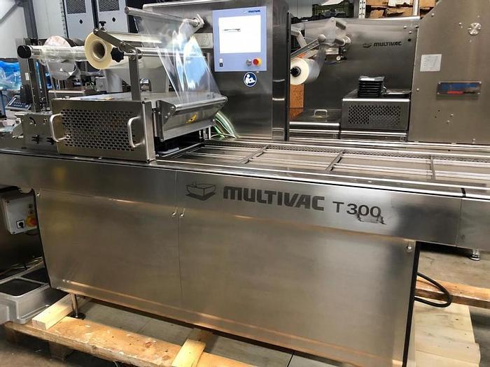 Used Multivac T300 automatic traysealer
