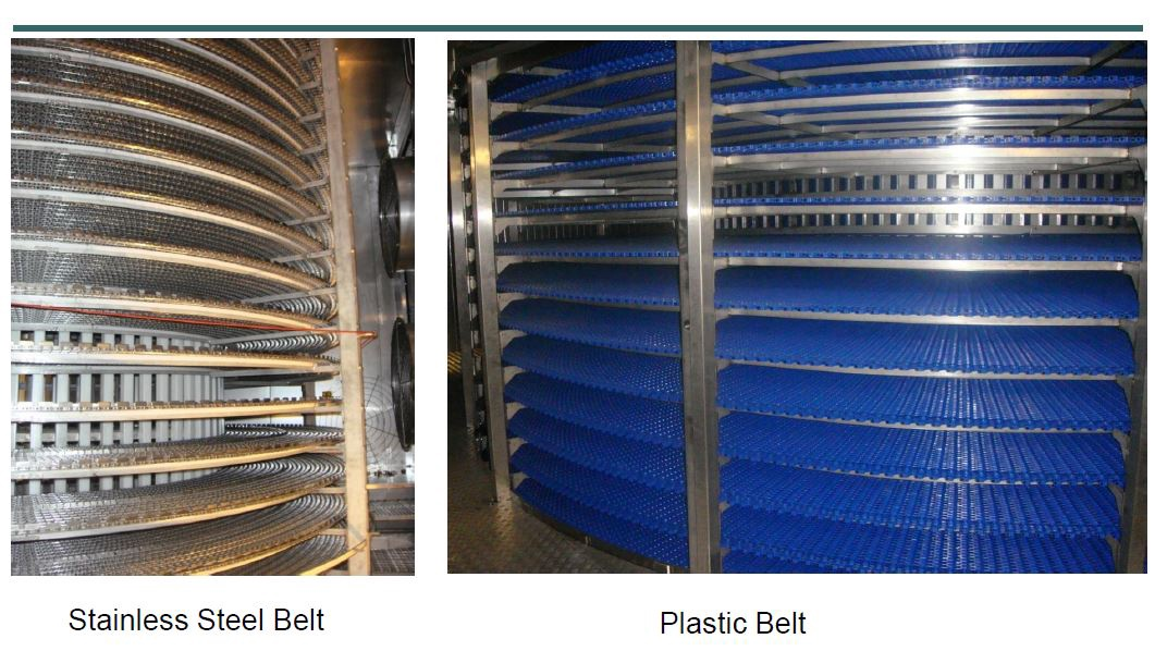 AIRCHILL AEROASIA NEW Freezers, Coolers, Conveyors Bakery/confectionery