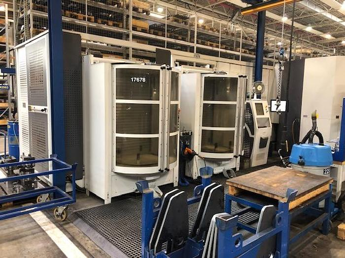 CNC Horizontal Machine Center STARRAG HECKERT HEC 630