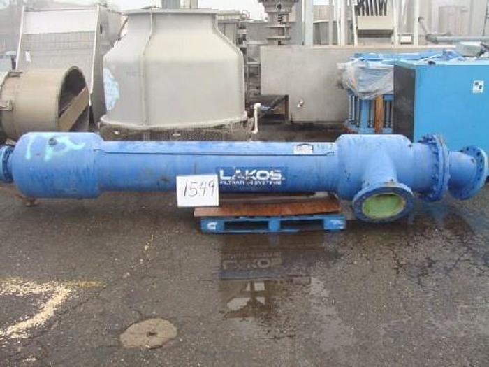 Used Lakos Centrifugal Sand Separator