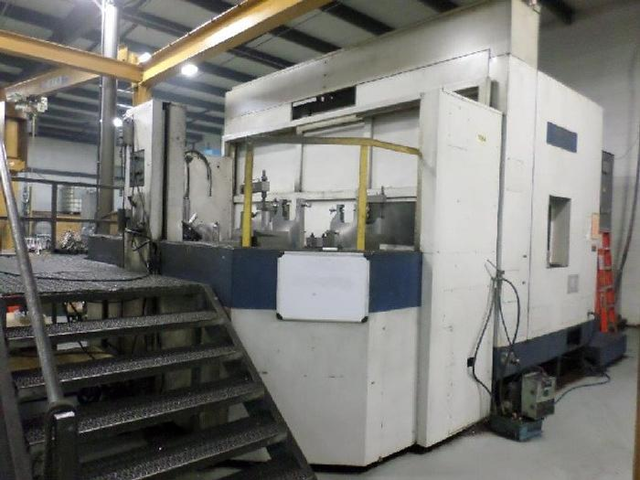 Mori Seiki MH-1000 Horizontal Machining Center