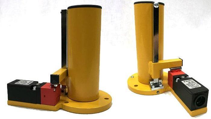 Repar2 2FAO Milling Machine Drawbar Guard