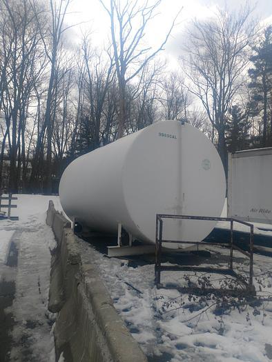 Highland 10,000 Gallon Double Wall Diesel tank