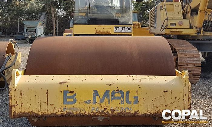 2008 Bomag 211D-40