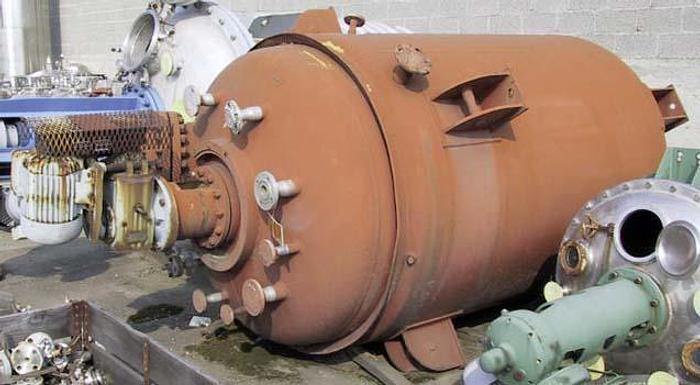 Usata Reattore F.B.M. da 4000 Litri