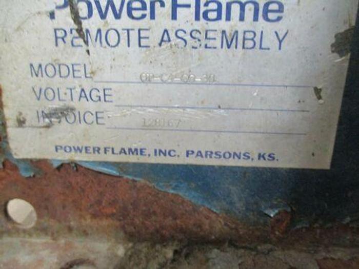 Power Flame OP-C4-G0-30