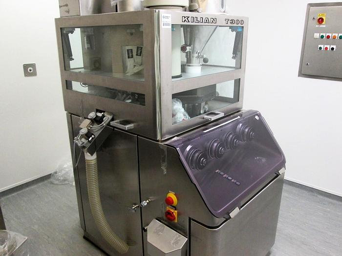 Used Kilian T300 Tablet Press