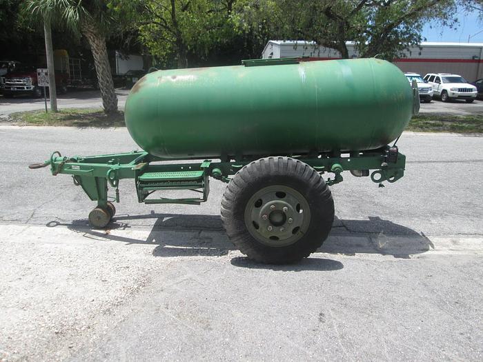 Used 500 Gallon Steel Water Wagon