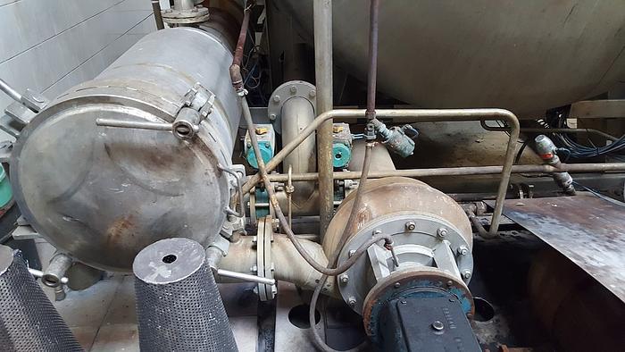 Jet Dyeing DOFAMA 500 Kgs 1998