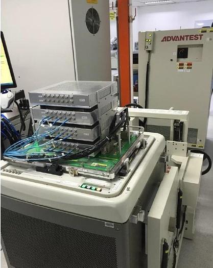 Advantest T2000 Tester For Sale
