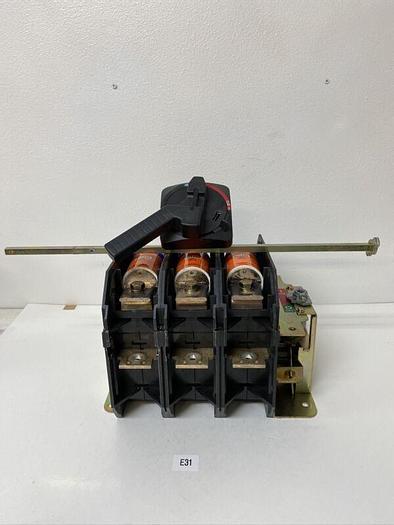 Used Preowned Allen-Bradley 194R-NJ400P3 400A 600VAC 250 VDC Max Warranty!