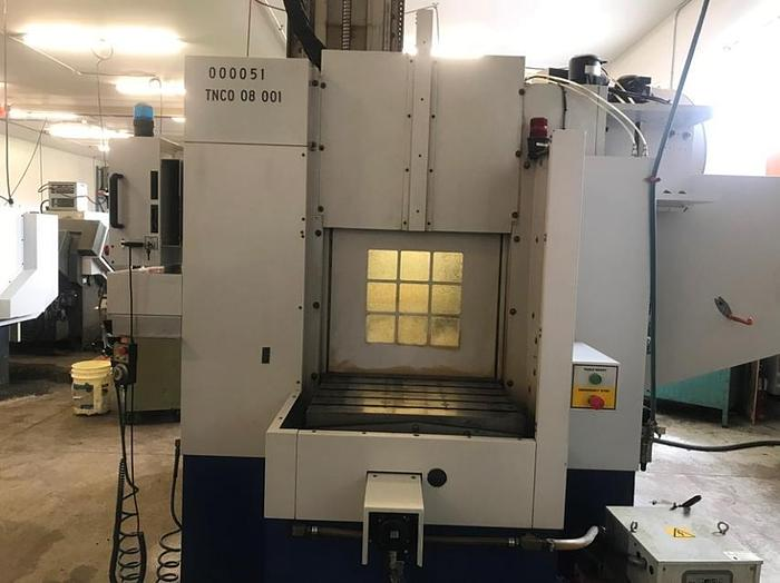 "24""X, 25""Y, 20""Z, MILLTRONICS, TT24 VERTICAL MACHINING CENTER -2007"